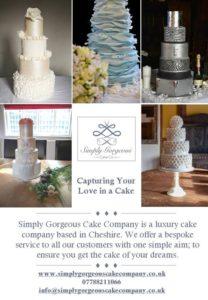 simply gorgeous cake company