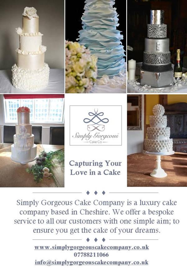 simply gorgeous cake company