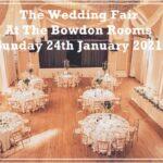 the bowdon rooms wedding fair