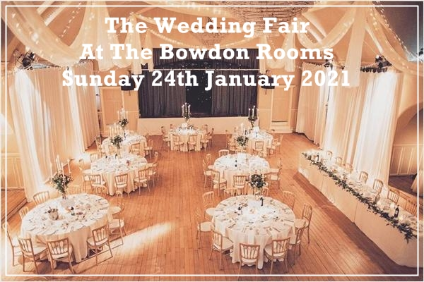 the bowdon rooms wedding fair