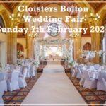 cloisters bolton wedding fair