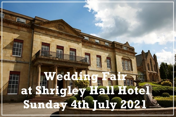 shrigley hall hotel wedding fair