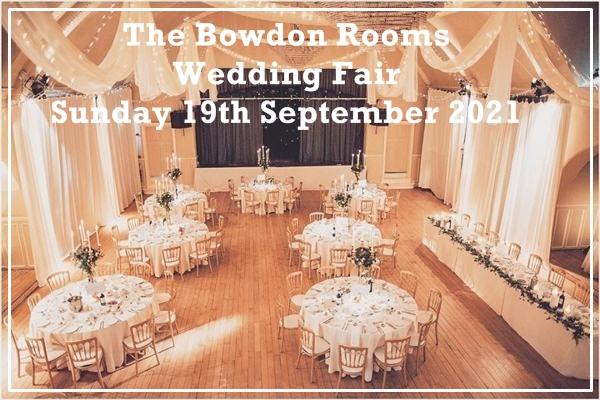 bowdon rooms wedding fair