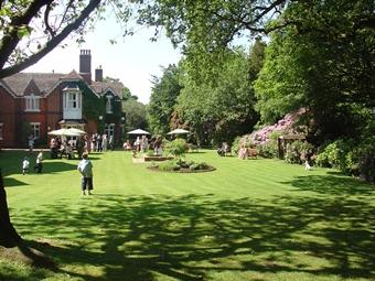 Hillscourt wedding venue