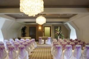 Oxford Thames Four Pillars Hotel weddings