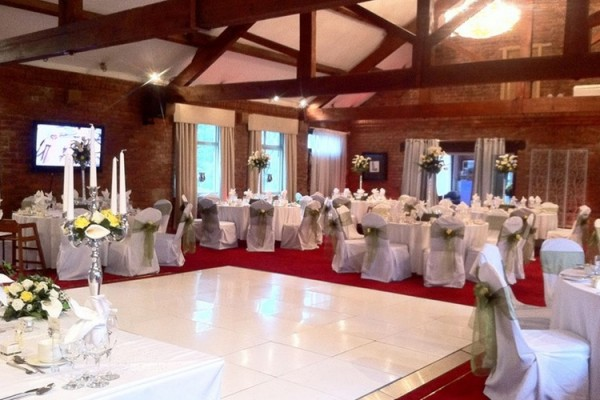 cheshire hall weddings
