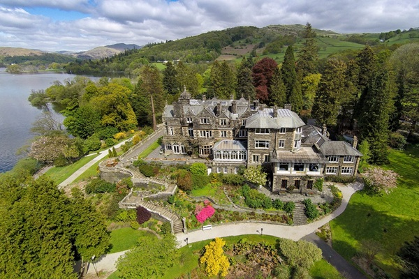 langdale chase hotel weddings