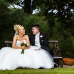 formby hall real wedding