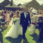 heaton house farm real wedding