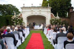 arley hall weddings