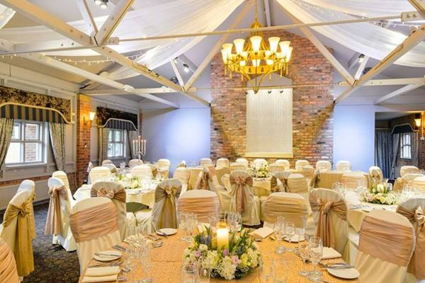 Bartle Hall Hotel Weddings Packages Offers Photos