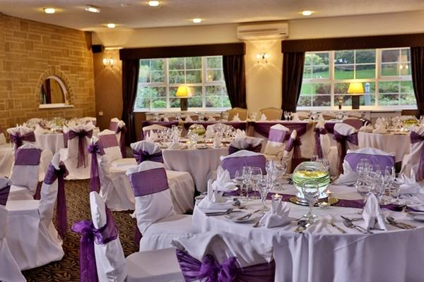 Bolholt country park hotel weddings offers packages for Best new england wedding venues