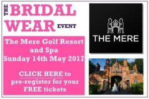 brida -wear event the Mere Golf Resort