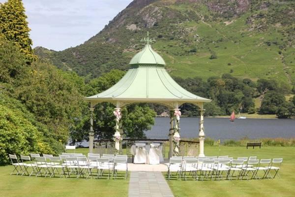 inn on the lake weddings