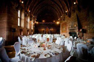 peckforton castle weddings