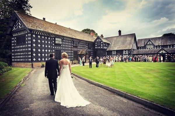 samlesbury hall weddings