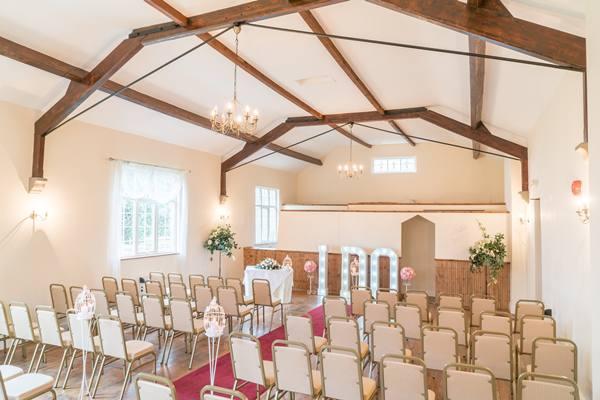 wincham hall hotel weddings