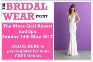 cheshire bridal wear event