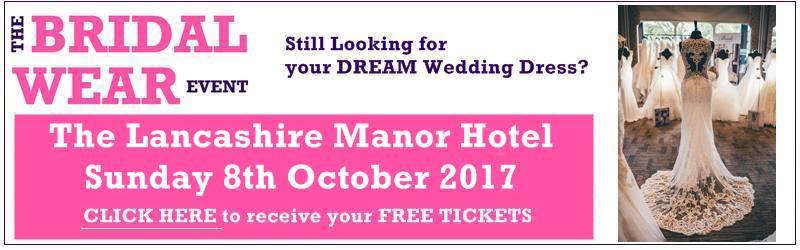 bridal-wear event lancashire manor hotel