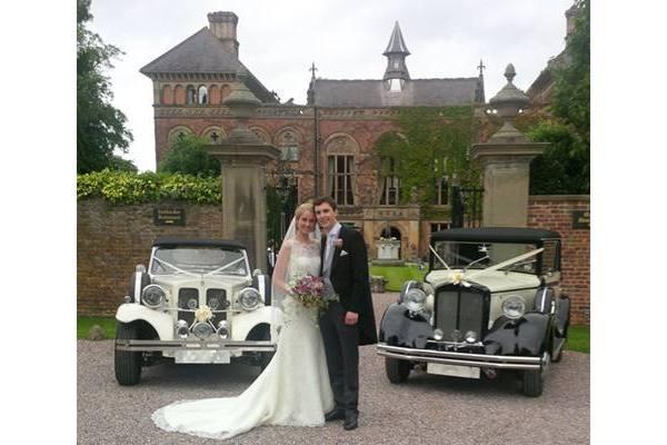 bespoke wedding cars