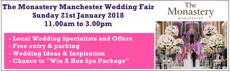 Manchester Wedding Venues Packages Receptions