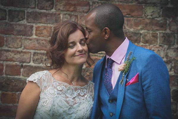 Trafford Hall real Wedding