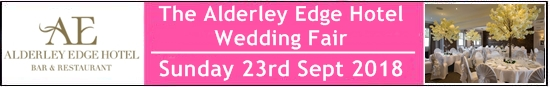 alderley edge hotel wedding fair