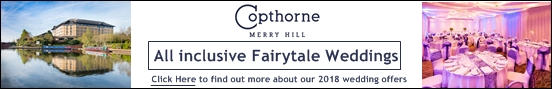 copthorne hotel merry hill banner