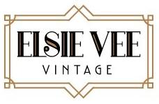 elsie vee vintage