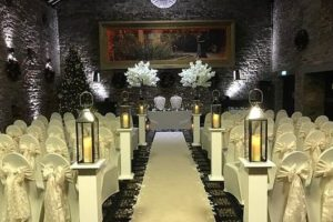 impress your guests wedding venue styling
