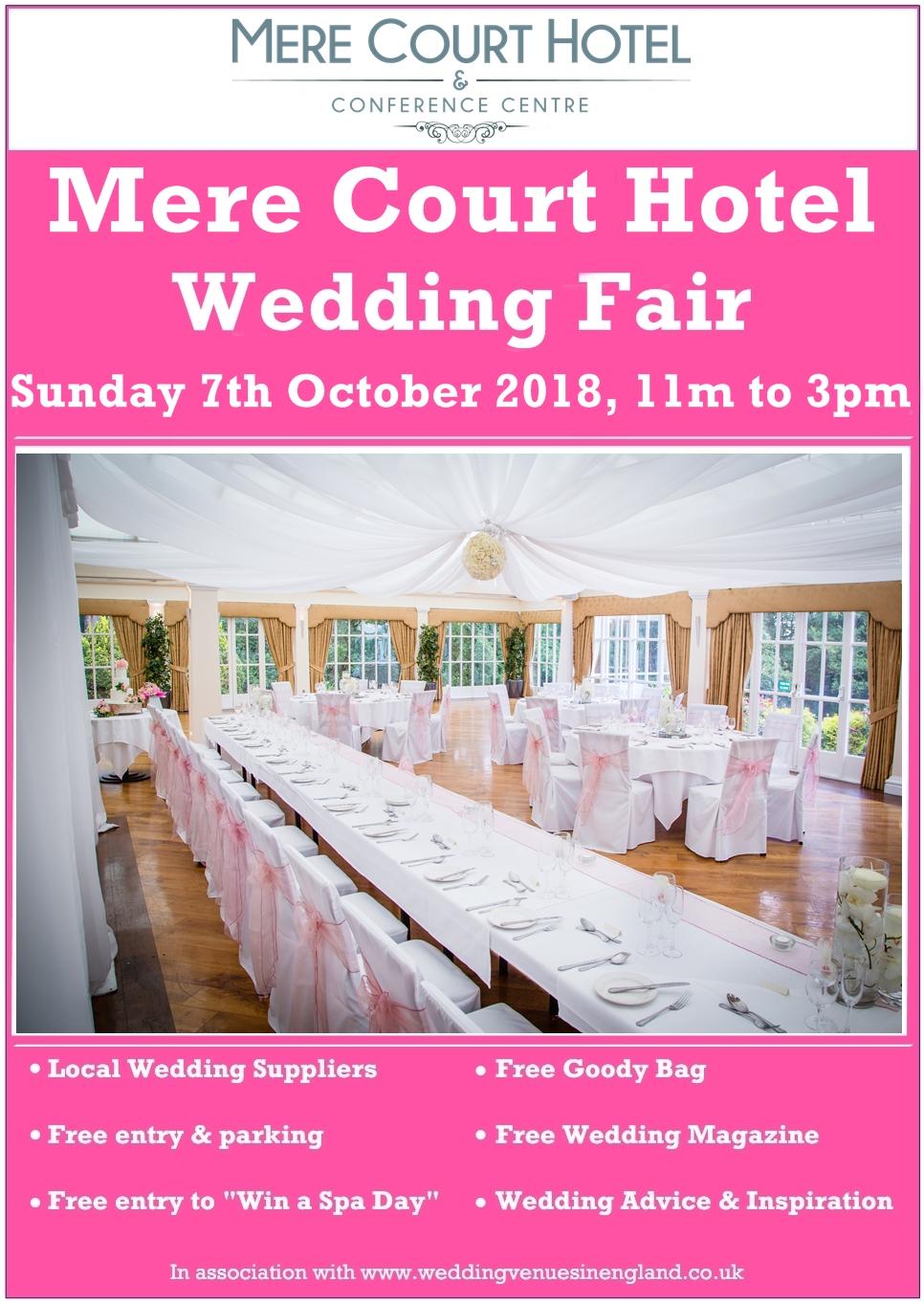 mere court hotel wedding fair