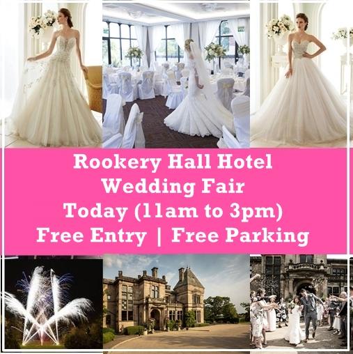 rookery hall wedding fair