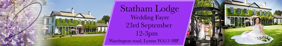 statham lodge hotel wedding fair