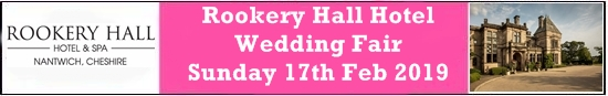 rookery hall hotel wedding fair 17 feb