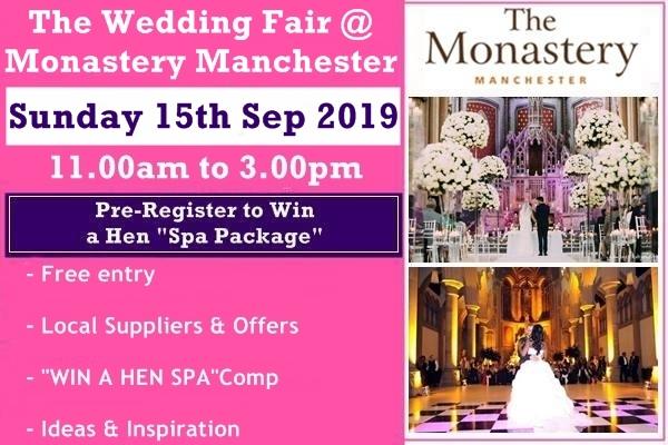 monastery manchester wedding fair