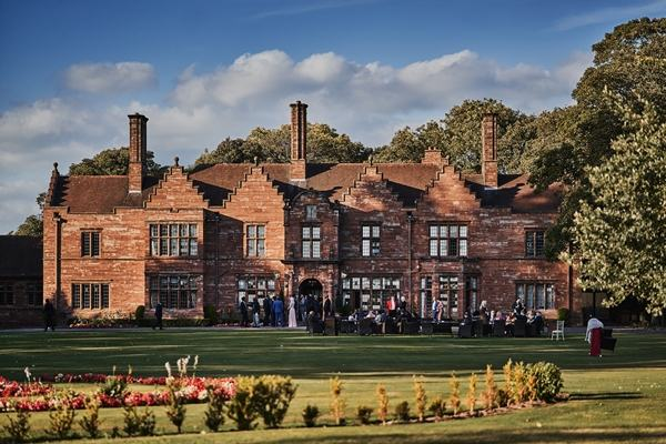 wrenbury hall weddings