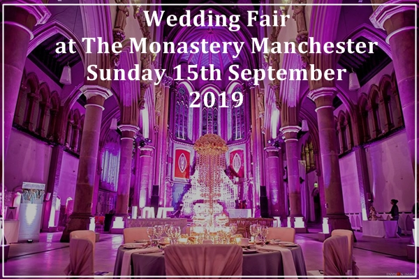 the monastery manchester wedding fair