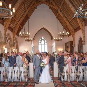 cloisters bolton wedding review
